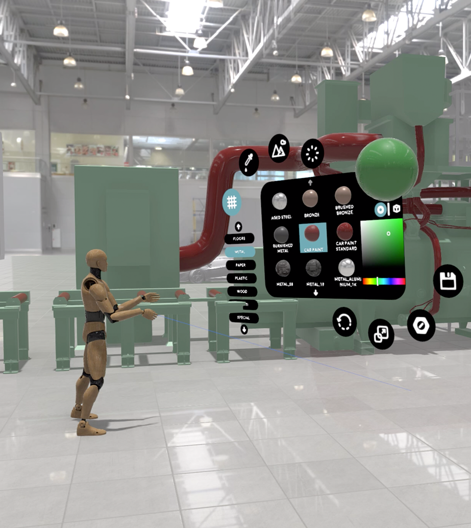 Focus PLM enters the world of virtual and augmented reality as a partner of Vection